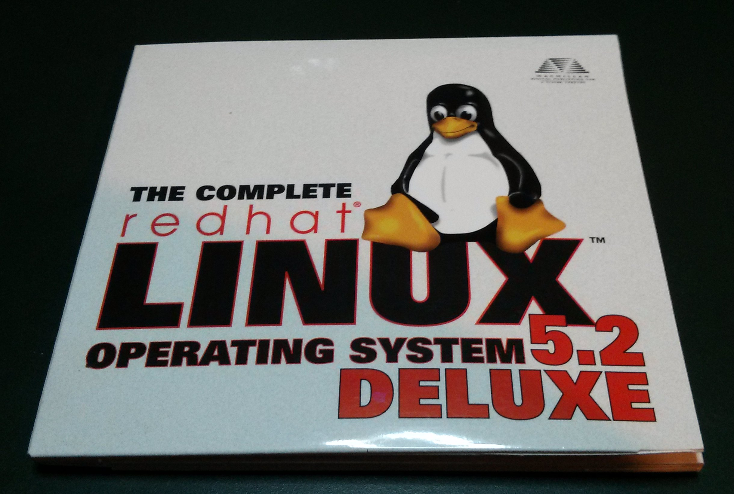 Red Hat Linux 5.2